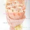 熊熊傳情花束
