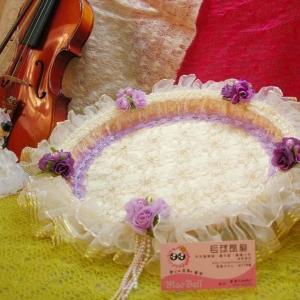 玫瑰舞池(紫荷叶)