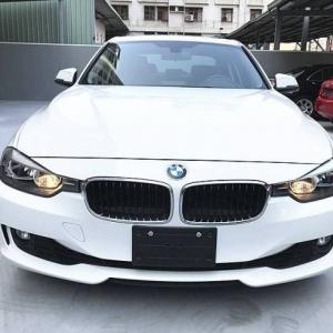 2013年BMW 328i未領牌