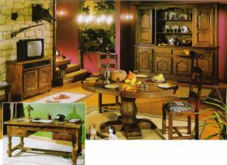 Geng-Sing European handmade furniture - 2