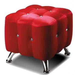 具有型號及庫存的時尚絨布椅