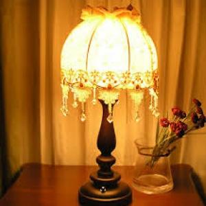 展示但不販售的枱燈
