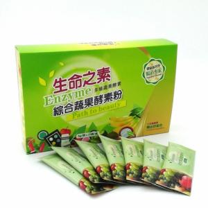 綜合蔬果酵素粉21包 單包5g
