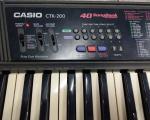 (已返件)2019-10-28P0020 - CTK-200 電子琴電源接頭鬆脫 維修記錄