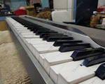 (完件待取)2021-03-23P0034 - 卡西歐電鋼琴 PX-110 琴鍵下陷寄修 維修記錄