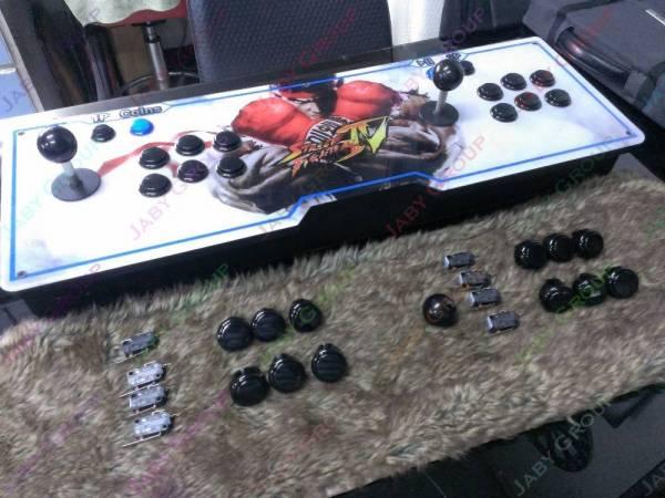 月光寶盒遊戲機搖桿及主按鍵按鈕更換