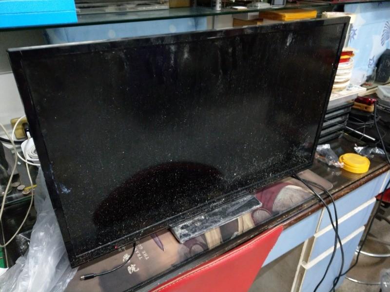 大同 V32M300 液晶電視可開機無畫面。