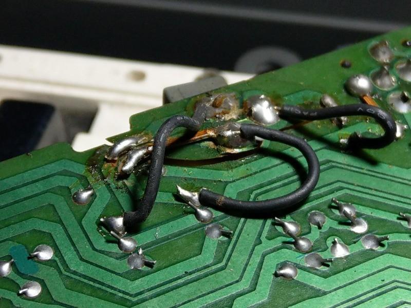 CTK-200 電子琴電源接頭鬆脫