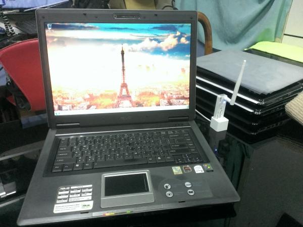 Asus F3JP 筆電整理