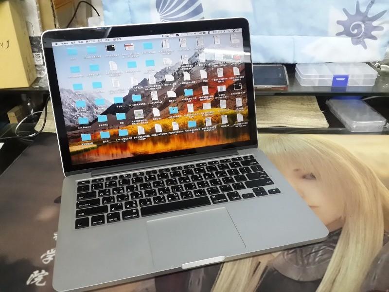 Apple Macbook Pro A1425 螢幕破裂更換液晶面板