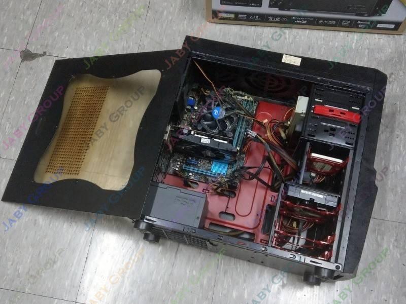 新組裝電腦