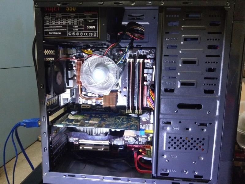 桌機主機板故障