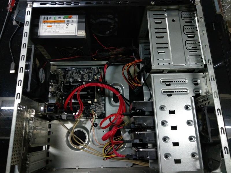 NAS 家用雲端伺服器建置