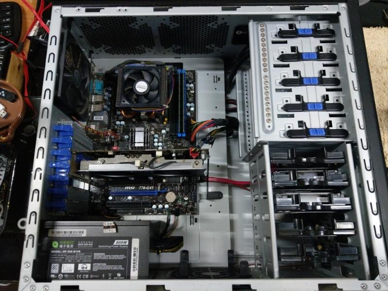 桌機整理,更新作業系統