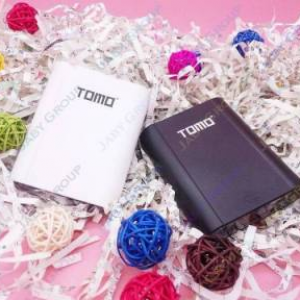 TOMO S4 Power bank 18650 battery Case 2A output 1