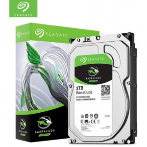 Seagate Barracuda 新梭鱼 3.5 寸内建硬碟