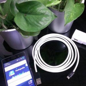 可订制 Micro USB 安卓充电线