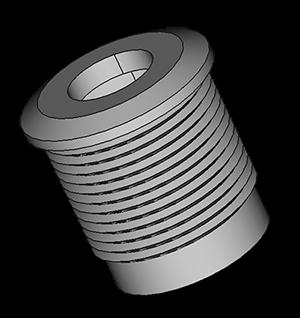金屬電源接口蓋